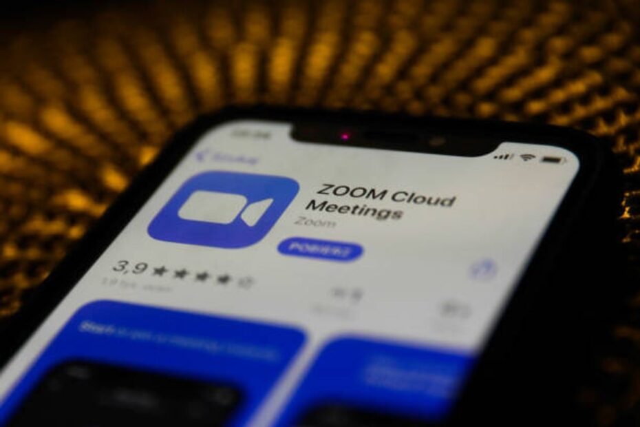 Zoom Cloud Meetings For Android